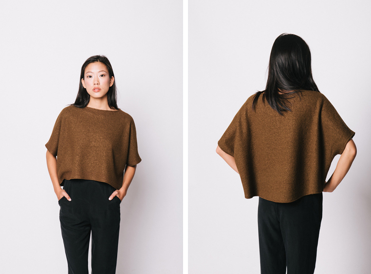 linnsweater